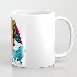 Goddess Ishtar Lilith Coffee Mug