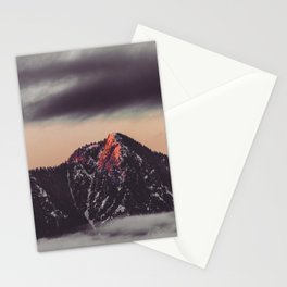 Bloody Crown Stationery Cards