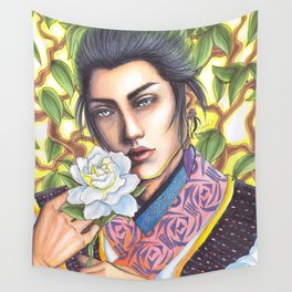 Fragrance Wall Tapestry