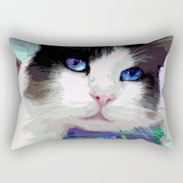 Dreaming Of Fish Rectangular Pillow