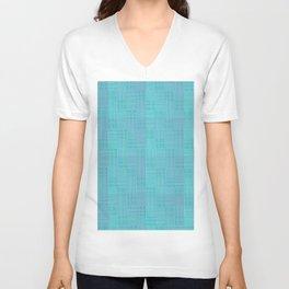 Interpretive Weaving (Scuba Doobie) Unisex V-Neck