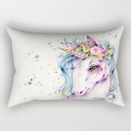 Little Unicorn Rectangular Pillow