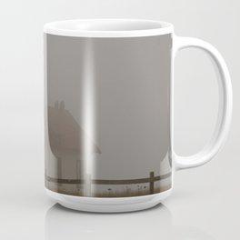 Cabrillo Lighthouse Mendocino California Coffee Mug