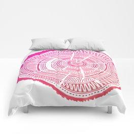 Ponderosa Pine – Pink Ombré Palette Comforters
