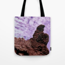 Stone Dragon Tote Bag