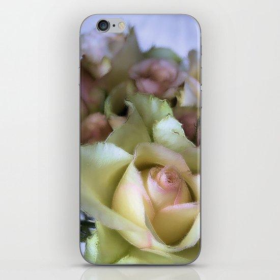 DREAMER (champagne rose) iPhone & iPod Skin