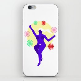 The Dancer iPhone Skin