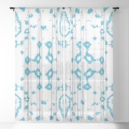 """CA Fantasy """"For Child"""" series #2 Sheer Curtain"""