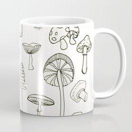 Simply Mushrooms Coffee Mug