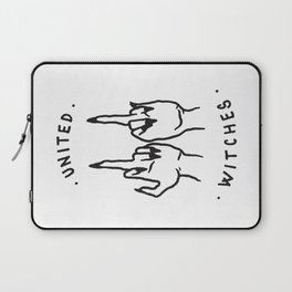 United Witches Laptop Sleeve