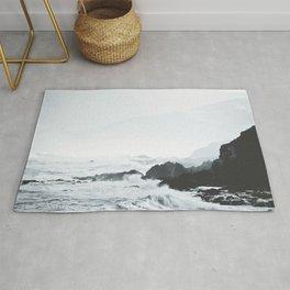 Sea Waves Seascape, Ocean Waves Photography, Sea Coast, Sea Beach Tapestry, Pillow etc Rug
