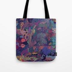 ZABA Tote Bag