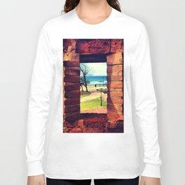 Framing Paradise Long Sleeve T-shirt