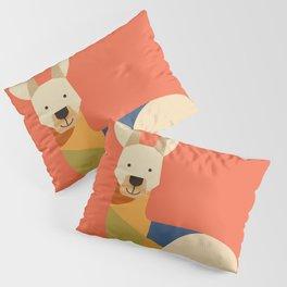 Kangaroo Pillow Sham