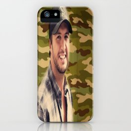 Country Girl Shake it For Me iPhone Case