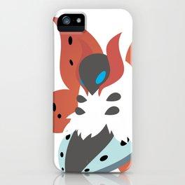 Volcarona iPhone Case