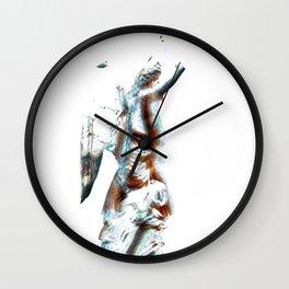 ICM statue 020-2020 Barcelona, Spain Wall Clock