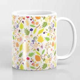 Fall Confetti Coffee Mug