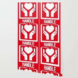 HANDLE_WITH_CARE Wallpaper
