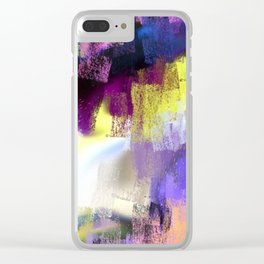 abstractlove Clear iPhone Case