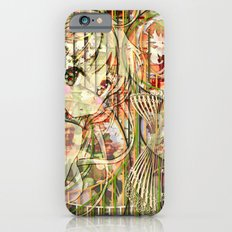 Jeune fille de joie usine (Factory girl joy) (2) iPhone 6s Slim Case