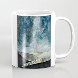 Valley On A Moonless Night Coffee Mug