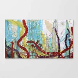 Abstraction VIII Canvas Print