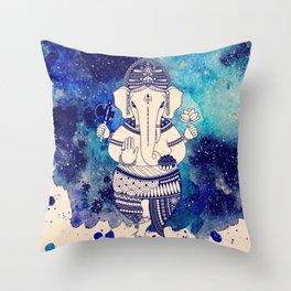 Shri Ganesha Throw Pillow