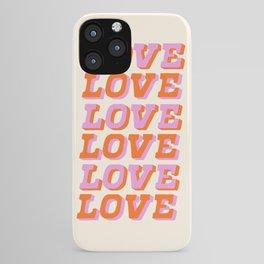 much love iPhone Case