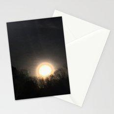 Lunar Eclipse 2017 Atlanta Georgia Stationery Cards