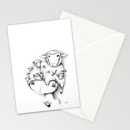 Merino Mutation Stationery Cards