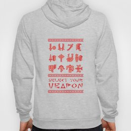 Monster Hunter: Select Your Weapon Hoody
