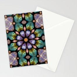 Boho Fairy Stones Stationery Cards
