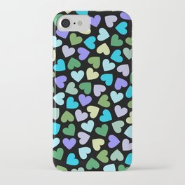 Hearts #3 iPhone Case