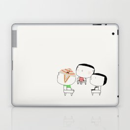 Hector and friends Laptop & iPad Skin