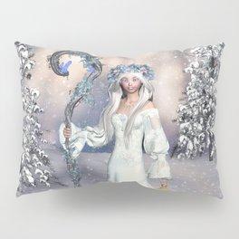 Awakening Winter Pillow Sham