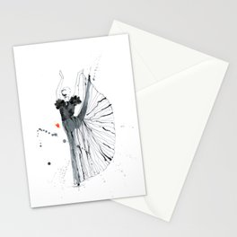 dancer*** Stationery Cards