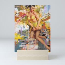 In The Colors Mini Art Print