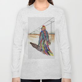 Sibyl on her way Long Sleeve T-shirt