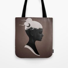 She Just Tote Bag
