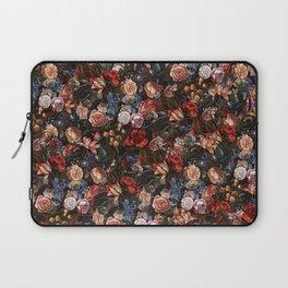 Vintage Summer Floral Laptop Sleeve