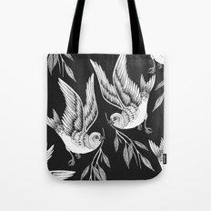 Miuotti Birds Tote Bag