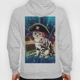 pirate cat Hoody