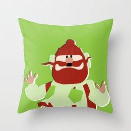 Yukon Cornelius Throw Pillow