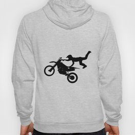 Motocross High Flying Jump Hoody