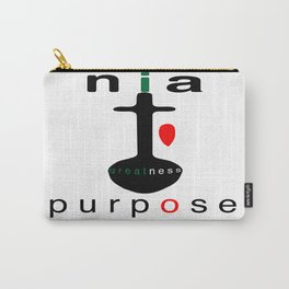 NIA = Purpose Carry-All Pouch