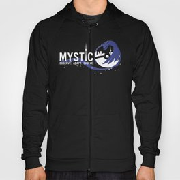 Team Mystic Toronto [2] [white text] Hoody