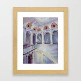 Cantor Arts Center Framed Art Print