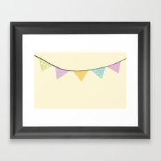 Party Time Framed Art Print