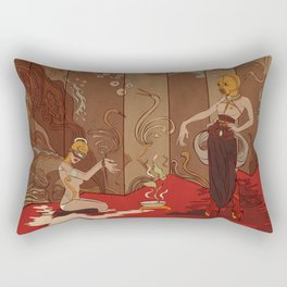 FETISH DECO Rectangular Pillow